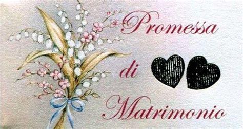 fiori per promessa di matrimonio bigliettini per confetti fai da te foto 14 40 tempo libero