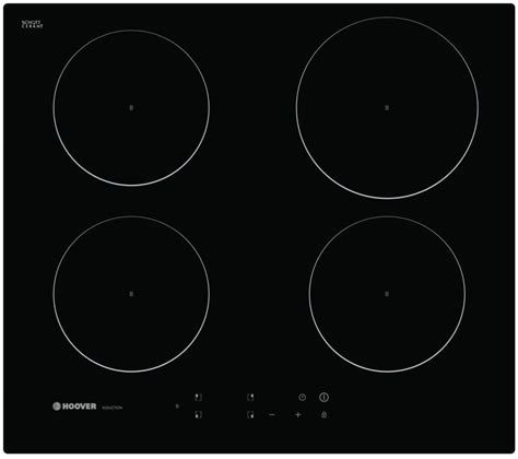 induction hob information buy hoover hpi604bc electric induction hob black free delivery currys