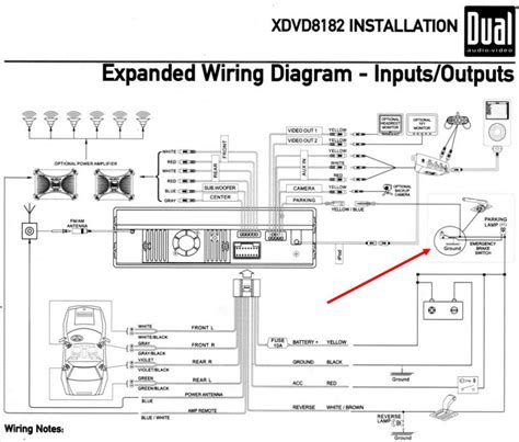 nissan an speaker wiring diagram omega 8 powered subwoofer