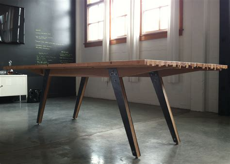 Ping Pong Meeting Table Conference Pong Table Tatomkh