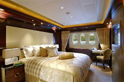 sleek mega yacht kismet cruises  style idesignarch