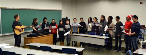 St Catherines Mba by Goodman Student Choir To Sing At Local Hospital The