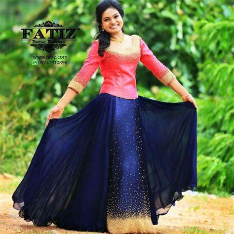 Bridesmaid Dress Patterns In Kerala - pretty pretty sip indian wear