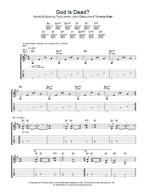printable lyrics to god s not dead god is dead sheet music direct
