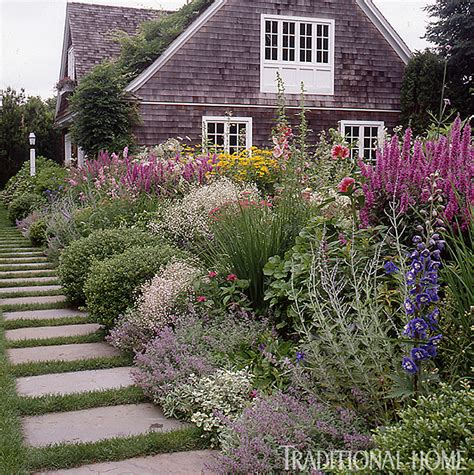 Cutting Flower Garden Design 25 Years Of Beautiful Gardens Traditional Home