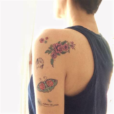 tattoo quebec prix tattoo temporaire 192 fleur de peau id 233 e cadeau qu 233 bec