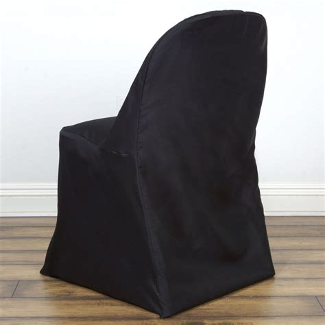 Covers For Folding Chairs by Black Folding Chair Cover Efavormart
