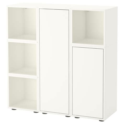 Combination Cabinet by Eket Cabinet Combination With White 105x35x107 Cm