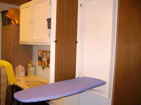 lowes built in ironing board cabinet built in ironing board cabinet lowes woodworking