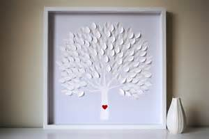 guest book alternatives wedding guest book alternative 3d wedding tree personalized