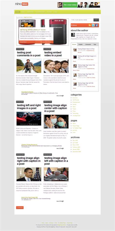theme newspaper nulled nikomag magazine portal style wordpress theme
