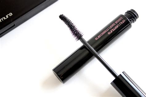 Shu Uemura Basic Mascara Review by Thenotice Shu Uemura Petal Lash Mascara Review Swatches