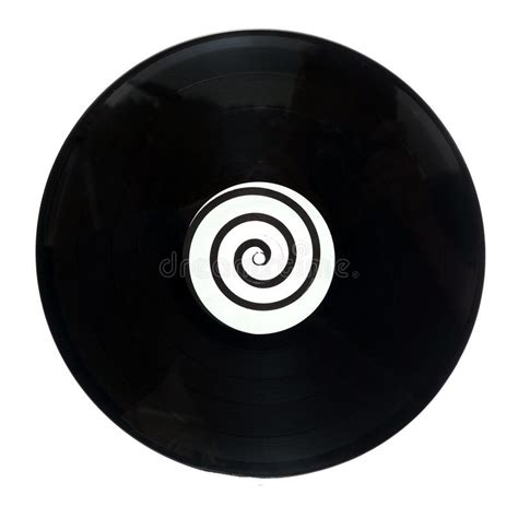 Lp Spiral spiral vinyl lp record stock photo image 12468270