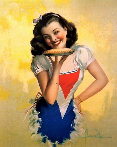 imagenes pin up vintage siren school scroll as american as apple pie pin ups