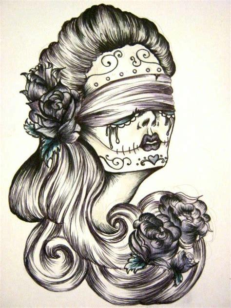 badass tattoos drawings dia de los muertos dia de los muertos