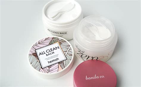 Heimish All Clean Balm 5gr skin care archives k europe