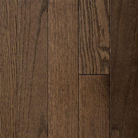 blue ridge hardwood flooring oak bourbon 3 4 in thick x 5 in wide x random length solid