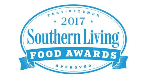 southern living annual recipes 2017 an entire year of recipes books 2017 southern living food awards best southern made