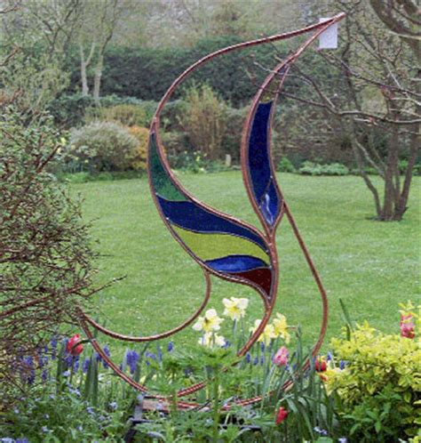 stained glass garden garden sculptures stained glass studio gallery