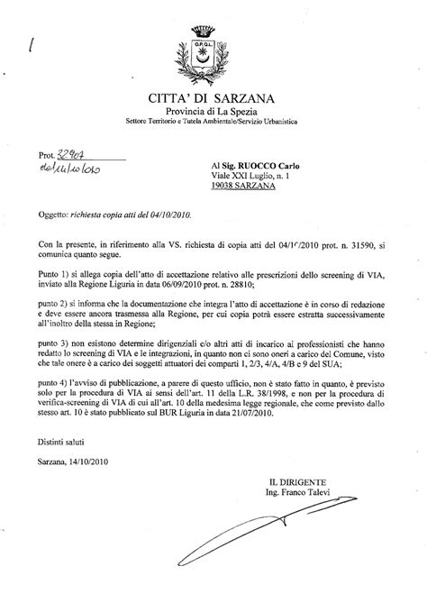 intestazioni lettere commerciali sarzana botta piano botta al consiglio i