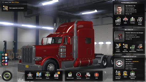 x mod game center xp money profile v1 30 x mod american truck simulator