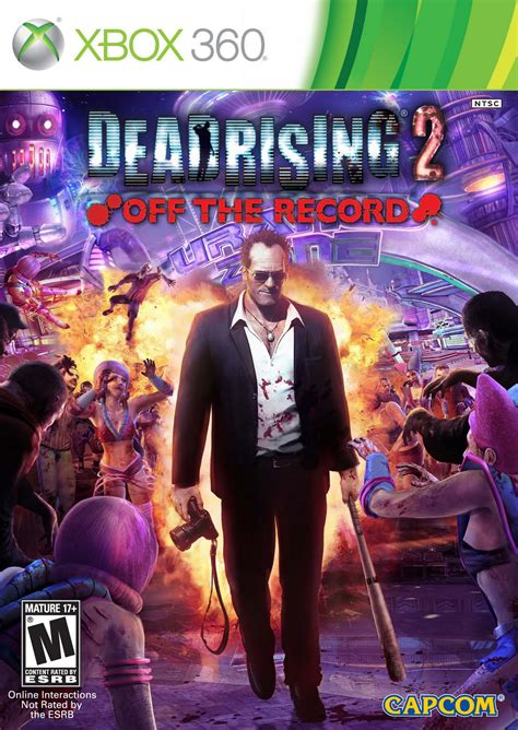 Records 360 Review Rage Quitter Reviews Dead Rising 2 The Record Xb360