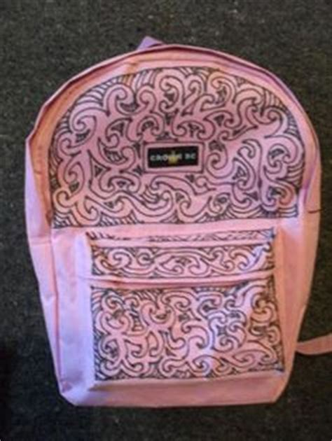 How To Decorate A Backpack With Sharpie sharpied backpacks on sharpie backpacks