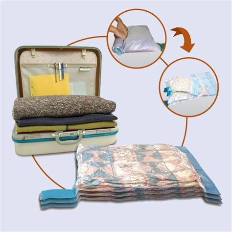 health pride storage and travel vacuum bags