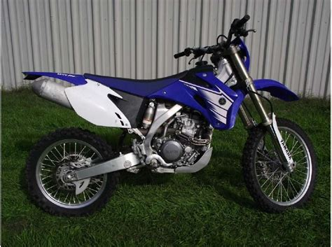 wr250f for sale 2007 yamaha wr250f for sale on 2040 motos