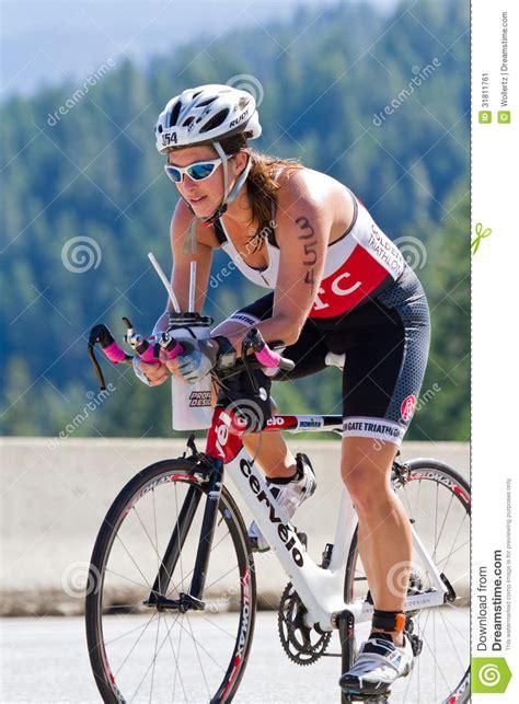 lindsey thurman coeur alene ironman cycling