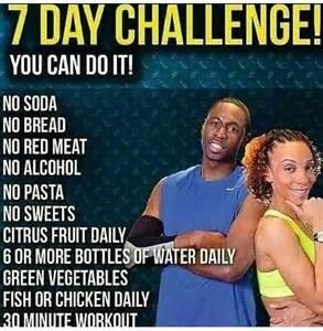 no bread challenge 7 day challenge no soda no bread no read bottled