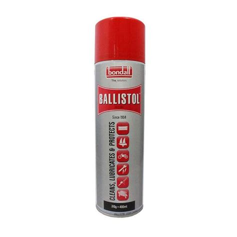 Ballistol Mat by Ballistol Aerosol Cleaner Lubricant Protectant Large