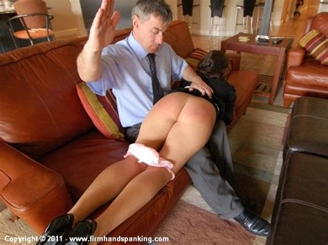 Double Six Of The Best Caning For University Hottie