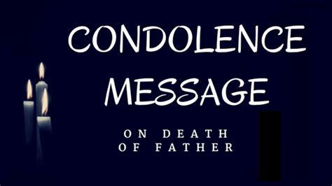 Brief Words Of Condolences Condolence Message On Of Sympathy Words