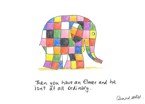Elmer The Patchwork Elephant Story - how to draw elephants children s books the guardian
