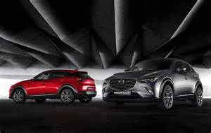 Madza Cx 2017 Mazda Cx 3 Update Gains G Vectoring Tech