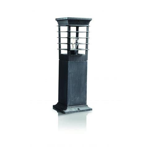 Patio Pedestal 152825416 Patio Pedestal Grey 1x60w 230v