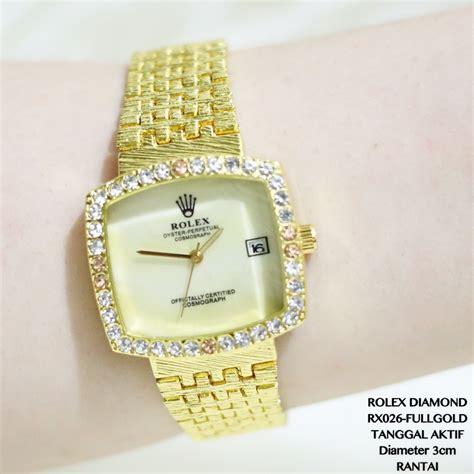 Jam Wanita Rolex Virgo Premium foto jam tangan rolex original jualan jam tangan wanita