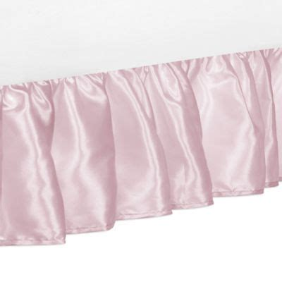 pink bed skirt full buy baby pink bedding full from bed bath beyond