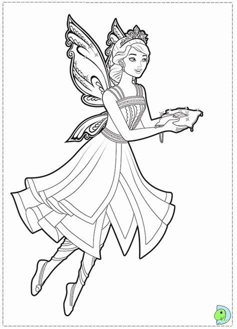 The Princess And Fairy Colouring Pages Coloring Home Princess Coloring Pages Pdf Free Coloring Sheets