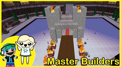 Adult Mini Games Minecraft Master Builders Mini Game Sexy | master builders building mini game with cybernova meh