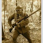 WWI doughboy | ...