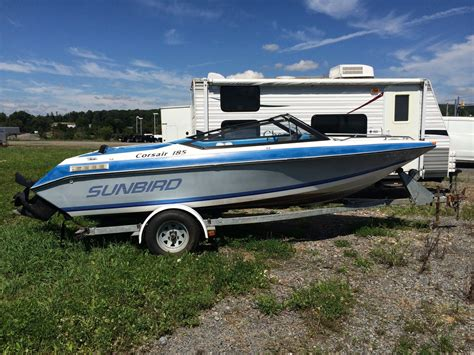 corsair boat sunbird corsair 185 1990 for sale for 1 boats from usa
