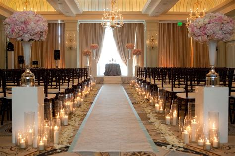 wedding ceremony decorations with candles 2 warm wedding ceremony with gazebo and pillars who doesn t candles sneak peek