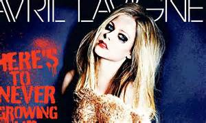 Ignorant Of The Day Avril Lavigne by Blogs Of The Day Singer Avril Lavigne Sheds Clothes For
