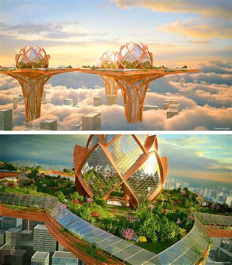 design concept cabanatuan city 20 stunning futuristic skyscraper concepts you must see