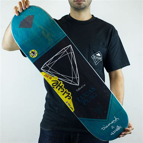lucas pro lucas puig pro deck n a in stock at the boardr