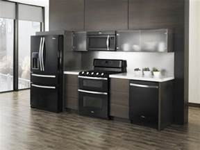 Dark Kitchen Cabinets With Black Appliances dark grey kitchen cabinet color ideas with black appliances and