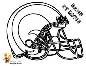 printable college football helmets free coloring pages