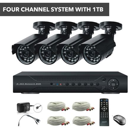 hd home office security surveillance system buy